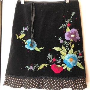 Velvet skirt - Nanette lepore